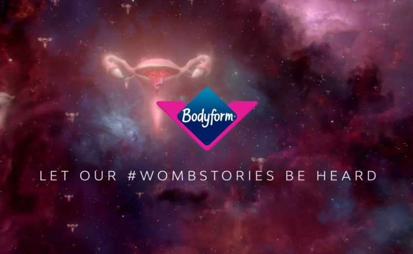 Womb Stories by Bodyform